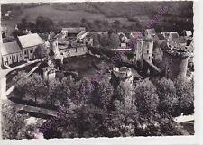 CPSM 77115 BLANDY LES TOURS Vue aérienne le château fort  Edt LAPIE