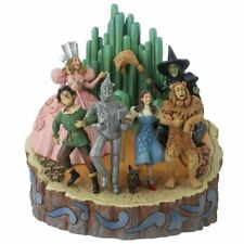 Jim Shore Wizard Of Oz Carved By Heart Figurine Brand New in Box