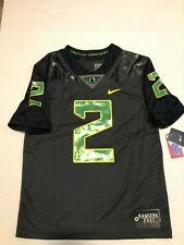 "Men's Nike #2 Oregon Ducks Football Limited  Plus Jersey L  NWT ""Men of Oregon"