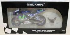 Motocicletas y quads de automodelismo y aeromodelismo plástico de escala 1:12 color principal verde