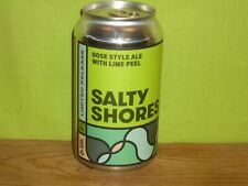 Limited - Al. Braided River - Salty Shores -12oz Micro Craft Beer- Empty Can