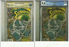 Action Superman #18 17 73 683 496 Lot newsstand CBCS CGC 9.8 1st 2nd 3rd 4th 5th