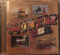 TIME LIFE COUNTRY USA SIXTEEN TONS 2 CD SET - BRAND NEW & FACTORY SEALED!!!!!