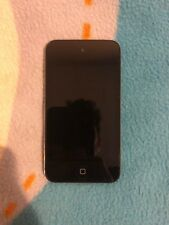 Apple iPod Touch 4th Generación Negro - (32GB) - Buen Estado!! rápido Del!