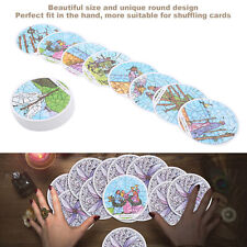 Tarot Deck Divination Playing Cards Paper Tarot Cards Board Home Party Game