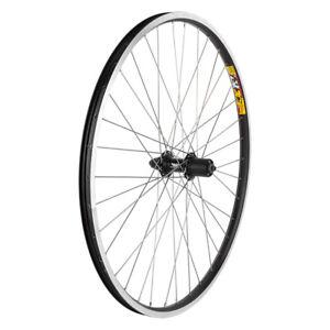 WM Wheel Rear 26x1.5 559x19 Wei Zac19 Bk Msw 36 Aly 8-10scas Qr Bk 135mm Ss2.0sl