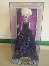 New ListingDisney Store Villains Ursula Designer Collection Doll Original