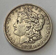 1878 Morgan Dollar Top 100 Vam Variety VAM 220 Tripled R Extra Fine