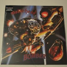 MOTORHEAD - BOMBER - 2013RSD UK 2-LP LTD. SPLATTERED VINYL NEW AND SEALED
