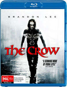 THE CROW (1994) (1994) [NEW BLURAY]