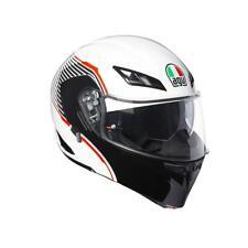 AGV Compact ST Vermont Flip Up Helmet White Medium