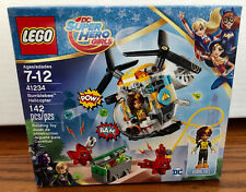 LEGO 41234 DC Super Hero Girls Bumblebee Helicopter NEW Sealed - Free Shipping