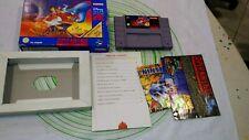 Aladdin super nintendo usa
