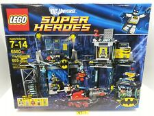 LEGO Super Heroes The Batcave (6860) Brand New and Sealed