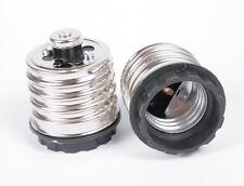 E40 auf E27 Lampensockel Adapter Lampen Fassung Sockel Adaptersockel LED [#1175]