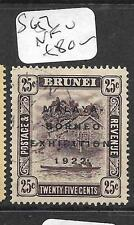 BRUNEI (PP2603B)  MBE 25C  SG 57  VFU