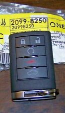 GM OEM GENUINE TRANSMITTER ASM / REMOTE CONTROL DOOR LOCK - 20998250 - New!