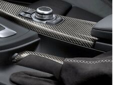 Genuine BMW M Parking Brake Handle + Boot Carbon Alcantara F30 F31 F34 F35 3