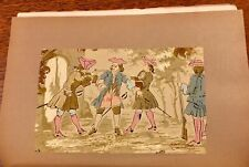 Old Time Wallpaper, 1908, Limited Edition