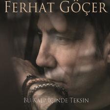 FERHAT GÖCER - BU KALP ICINDE TEKSIN -  CD ALBEN 2017