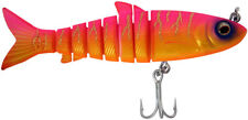 """Zerek Live Mullet 781LM35VO-Vogue Soft Plastic Jointed Swimbait Lure 3.5"""" 18g"""