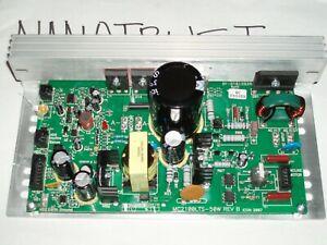 nordic track  MC-2100LTS REV B motor controller lower board (treadmill) ICON