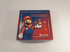SUPER Mario Club Nintendo controller GAMECUBE NUOVO GAME CUBE CIB Limited Edition
