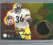 2000 Vangaurd - JEROME BETTIS & RICKY WILLIAMS - Dual Game Used Jersey #d/200