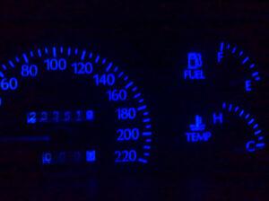 Commodore VT VX Calais Berlina Blue LED Dash Light Kit