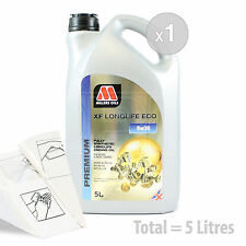 Car Engine Oil Service Kit / Pack 5 LITRES Millers XF Longlife ECO 5w-30 5L