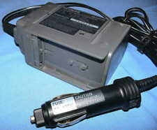 HITACHI VM-CA500E Car Battery Charger 12/24V Ladegerät Lithium Ion Akku SONY kom