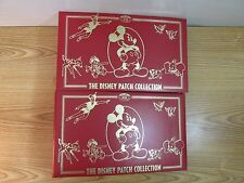 Willabee & Ward W&W The Disney Patch Collection 63 Patches 2 Binder Books