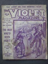 UK Pulp Magazine - THE VIOLET MAGAZINE  No. 46  May 30, 1924