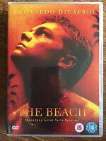 The Beach DVD 1999 Alex Garland Thailand Travel Cult Drama Film Movie