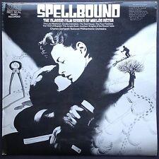 SPELLBOUND Miklos Rozsa LP Classic Film Scores Soundtracks Charles Gerhardt 1975