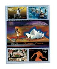 SPECIAL LOT Bhutan 2000 1300 - Sydney Olympics - 50 Sheetlets of 4v - MNH