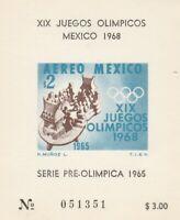 Olympia 1968 Mexico postfrisch 356