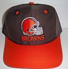 c0226f2a4a6 NFL Cleveland Browns Vintage KIDS YOUTH BOYS Snapback Hat NFL Logo Athletic  Cap
