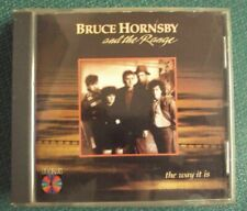 BRUCE HORNSBY & THE RANGE The Way It Is CD mid-80's country-rock