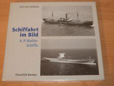 Sammlung Schiffahrt im Bild A. P. Moellerschiffe Hardcover!
