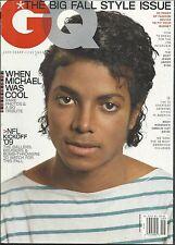 GQ magazine Michael Jackson NFL Brooklyn Decker Ryan Kwanten Vladimir Putin