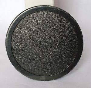 Unbranded push on cap to fit lenses with 49mm filter threads.