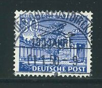 Luxus Berlin Mi-Nr. 51 zentrisch Vollstempel SST. Berlin Oberpostdirektion