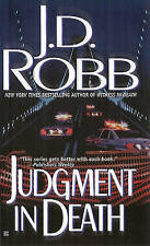 Judgment in Death by Nora Roberts, J D Robb (Hardback, 2000)