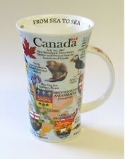 Dunoon Canada 150th Mug exclusive Hockridge Anniversary made in England