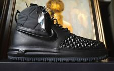Nike LF1 Duckboot '17 size 11 Lunar force 1 air force one AF1 black anthracite