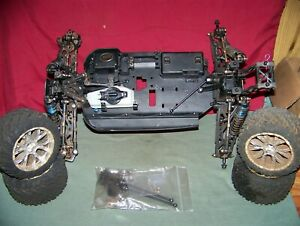 losi ten t 10t nitro buggy rc monster parts chassis wheels rims diffs cvds tower