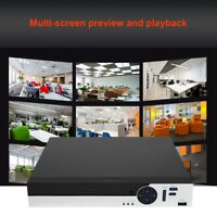16CH 1080P Kameras AHD DVR Videorecorder Überwachungskamera Kit ONVIF Protokoll