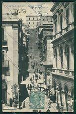 Catania Caltagirone cartolina QK4843