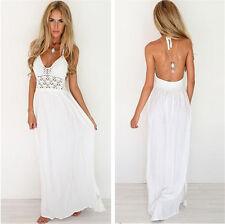Boho Women Long Maxi Evening Party Dress Chiffon Dress Summer Beach Dress Hot